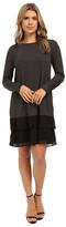 Kensie Sheer Viscose Tee Dress KSNK7764