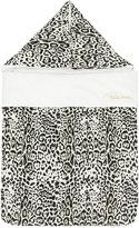 Roberto Cavalli leopard print blanket