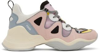 Fendi Pink Runner Sneakers