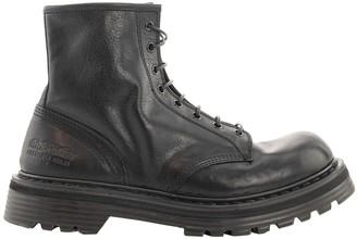 Premiata 31543 Volanato Laced Ankle Boot