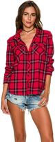 Roxy Squary Cool Button Up Shirt