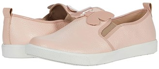 Elephantito Butterfly Slip-On (Toddler/Little Kid/Big Kid) (Pink) Girl's Shoes