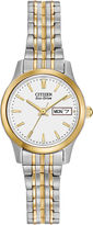 Citizen Eco-Drive Mens Expansion Band Watch EW3154-90A