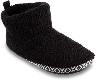 Isotoner Women's Nina Boot Slippers