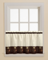 "CHF Rose 58"" x 36"" Window Tier"