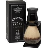 Gentlemens Hardwear Gentlemen's Hardware Mens Shaving Brush With Stand Multi