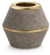 AERIN Shagreen & Brass Cone Match Strike