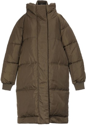 Maje Synthetic Down Jackets