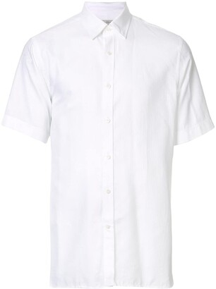 Gieves & Hawkes Short-Sleeve Fitted Shirt