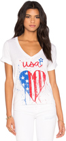 Chaser USA Heart Tee