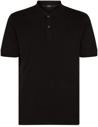 HUGO BOSS Pique Cotton Polo Shirt
