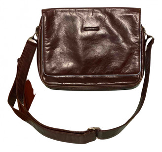Piquadro Brown Synthetic Bags