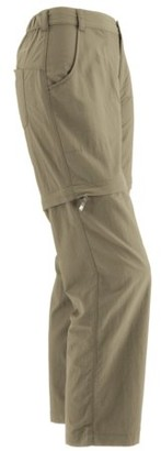 White Sierra Women's Sierra Point Convertible Pants, Size Xlarge, Bark