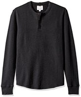 Lucky Brand Men's Long-Sleeve Thermal Henley Shirt