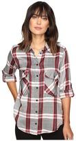 Sanctuary Boyfriend Shirt Women's Clothing