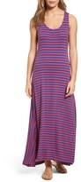 Vineyard Vines Women's Stripe Maxi Tank Dress