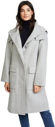 Theory Women's Duffle Coat Df Outerwear