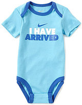 Nike Baby Boys Newborn-12 Months I Have Arrived Bodysuit