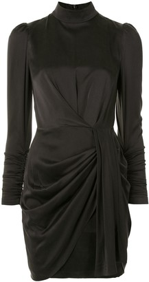 Zimmermann Ruched Mini Dress