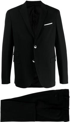 Neil Barrett Slim Fit Two-Piece Suit