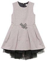 Jean Bourget Girl's Jacq Damier Dress