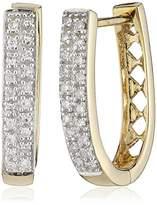 Celesta Diamonds by Ellen K. 317310009-1 I2 White Round cut 0.2 carats Diamond Earrings