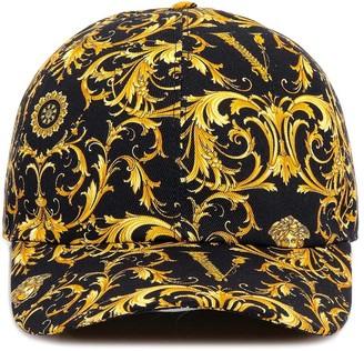 Versace Baroque Baseball Cap