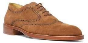 Donald J Pliner Suede Oxford Shoes