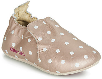 Catimini CARA girls's Flip flops in Pink