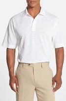 Cutter & Buck Men's 'Championship' Classic Fit Drytec Golf Polo