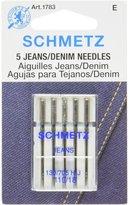 Notions - In Network Jean & Denim Machine Needles-Size 18/110 5/Pkg