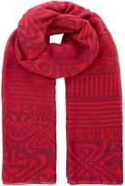 Biba Bridget logo scarf