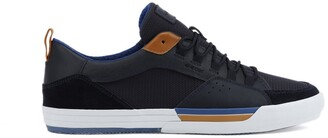 Geox Kaven Leather Trainers