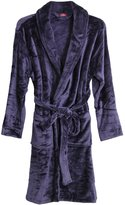 Goden Men' Winter Fleece Bathrobeleepwear Robe