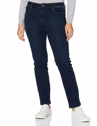 Morgan Women's Jeans Regular Taille Standard A Poches Peach Casual Pants