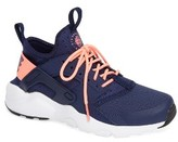 Nike Girl's Huarache Run Ultra Sneaker
