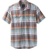 Prana Cayman Plaid Short Sleeve Shirt (Men's)