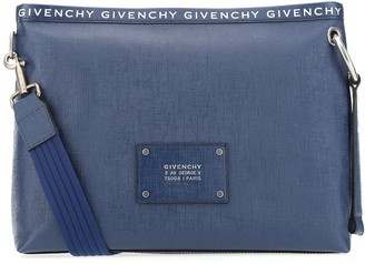Givenchy Logo Messenger Bag