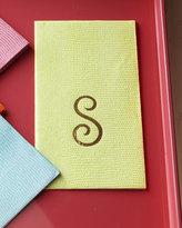 Caspari 100 Lizard Guest Towels