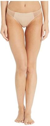 Exofficio Modern Collection Thong (Buff) Women's Underwear