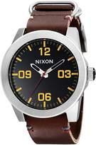 Nixon Men's A243019 Corporal Watch
