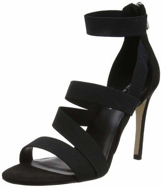 Karen Millen Fashions Limited Women's Strappy Sandal Open Toe Heels