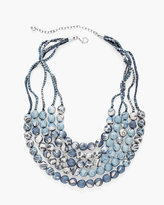 Chico's Isadora Multi-Strand Necklace
