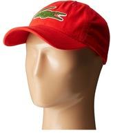 Lacoste Big Croc Gabardine Cap Baseball Caps