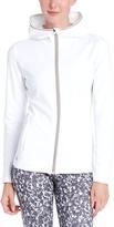 LOLA Cosmetics White Jolt Cardigan