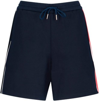 Thom Browne Side Bands Bermuda Shorts