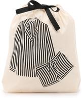 Bag-all Striped Pajamas Organizing Bag