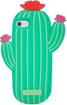 Kate Spade Silicone Cactus iPhone 7 Case