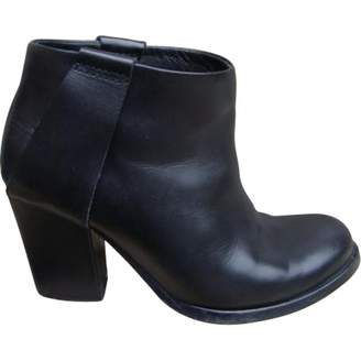 Surface to Air Multicolour Leather Ankle boots