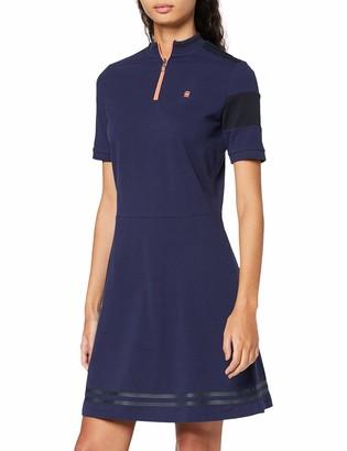 G Star Women's Cirgy Zip Dress
